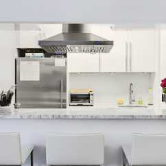 Kitchen Pass Through Window Maui Hotels With Kitchens Glossy Ikea Cabinets Shine In A Brooklyn Renovation