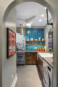 A Kitchen Sheds Its Deli-Style Quality