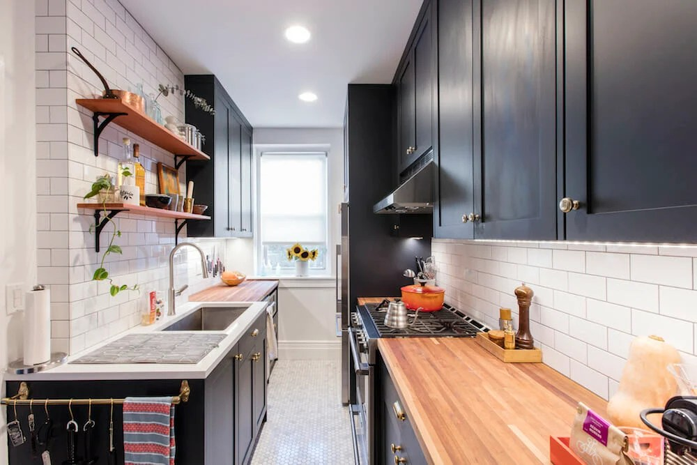Ideas Galley Kitchen Renovation