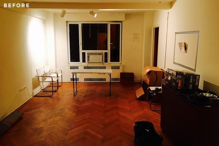 prewar apartment