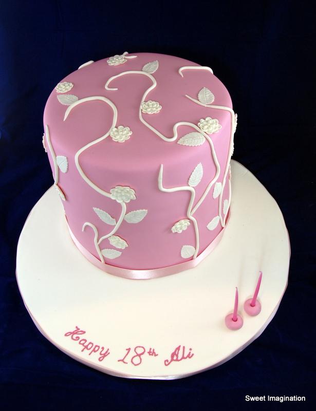 Sweet Imagination  Sydney North Shore Chatswood christening cakes wedding cakes birthday