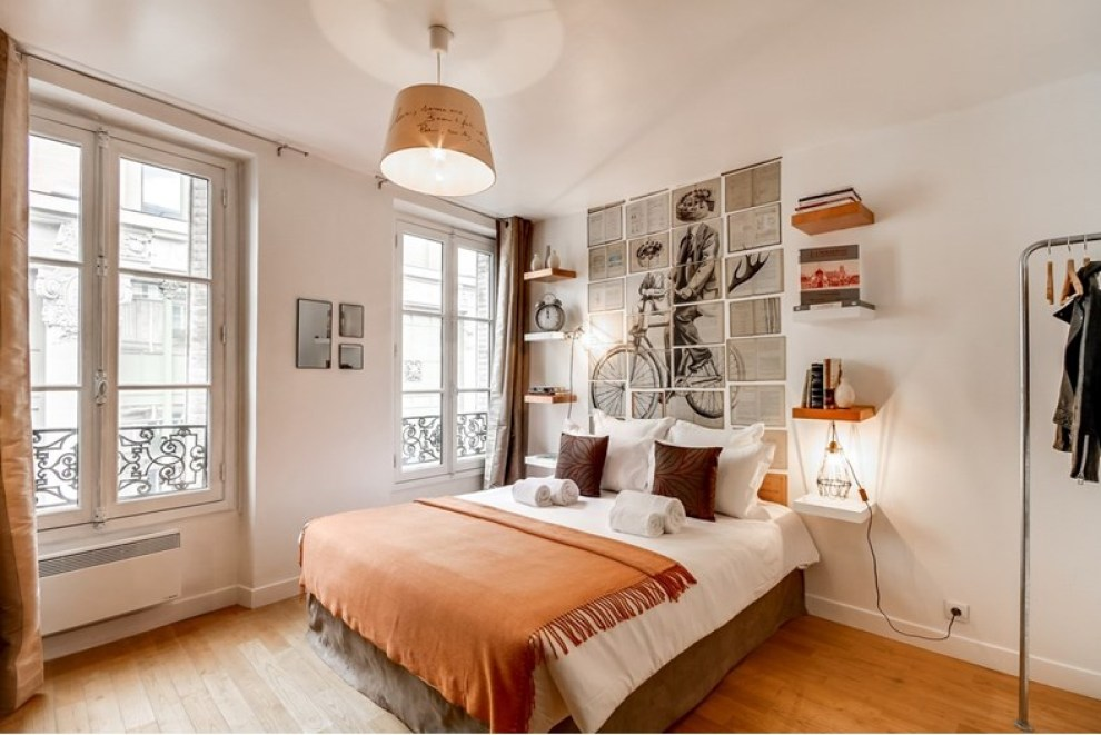 Archive V by Sweet Inn apartment in the heart of the charming Marais district in Paris