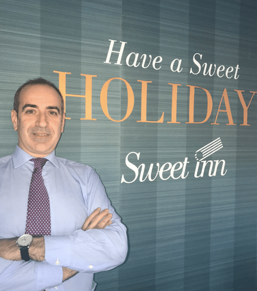 Federico, our City/Country Manager for Italy