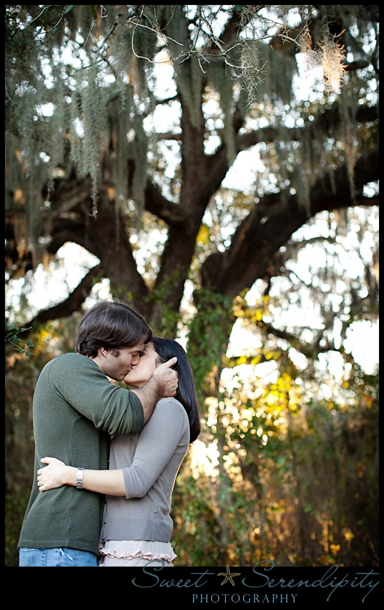Christine and Karl  Engaged  Gainesville FL Engagement