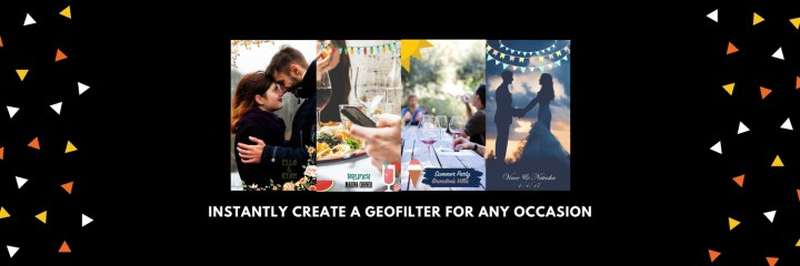 How to Create Geofilter