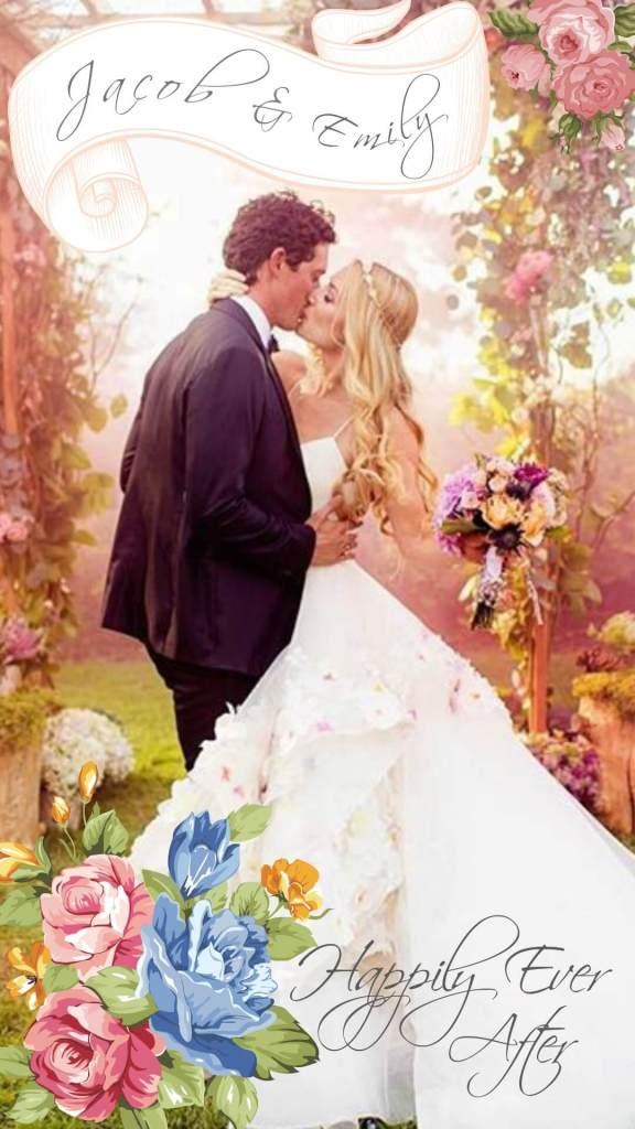 Snapchat wedding filter