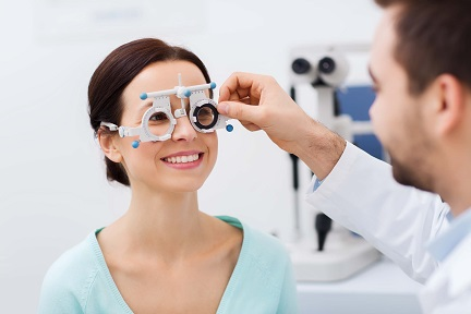 Swisscoat comprehensive eye care services