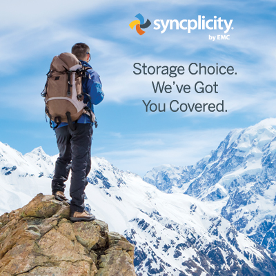 Storage options covered
