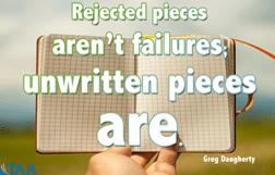 rejected pieces aren't failures_blog