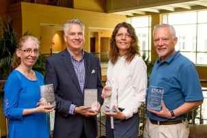 2016 TAA Council Award winners.