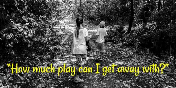 """""""How much play can I get away with?"""""""
