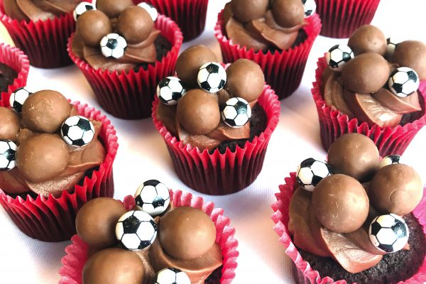 Malteaser World Cupcakes