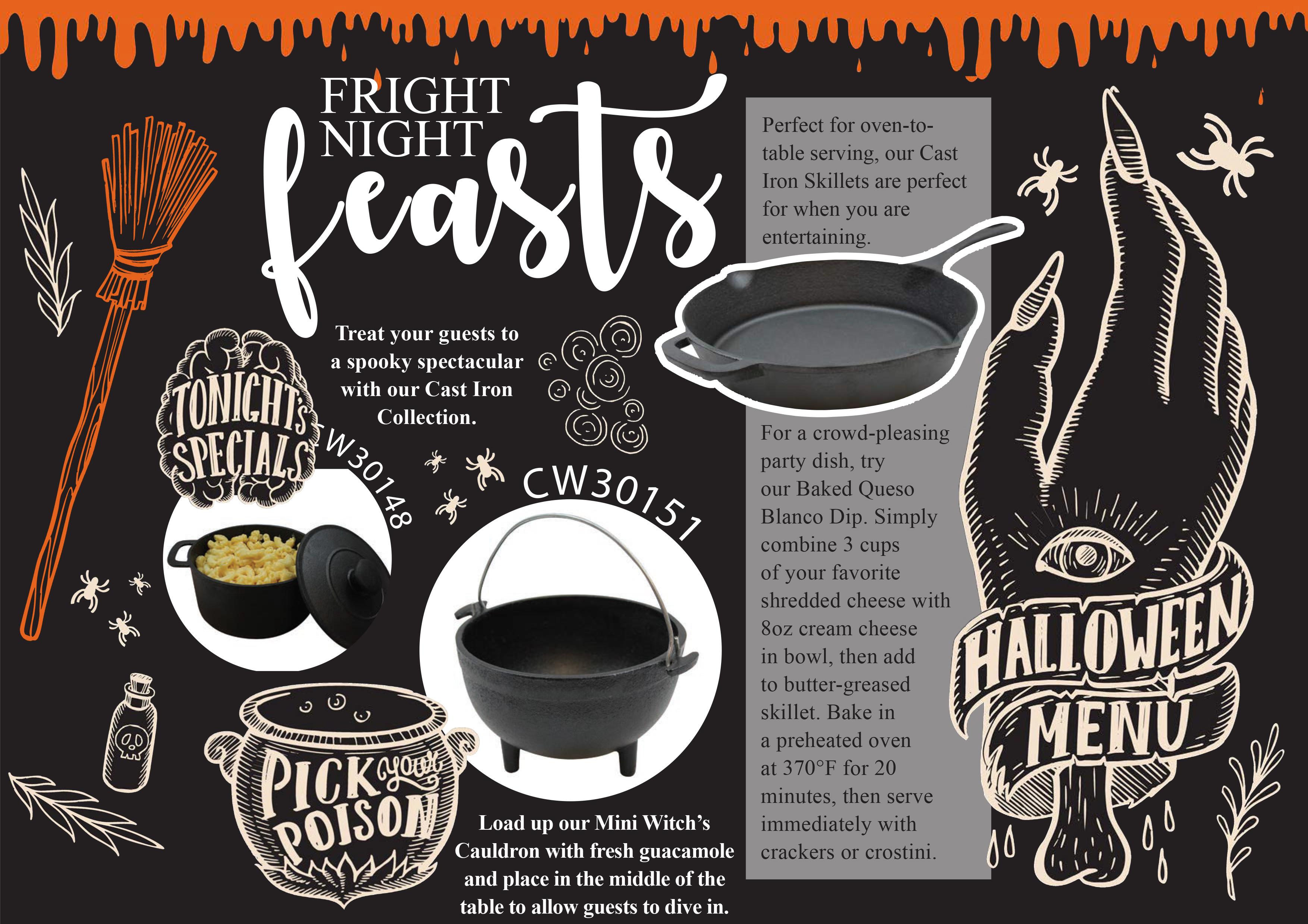 fright night feasts