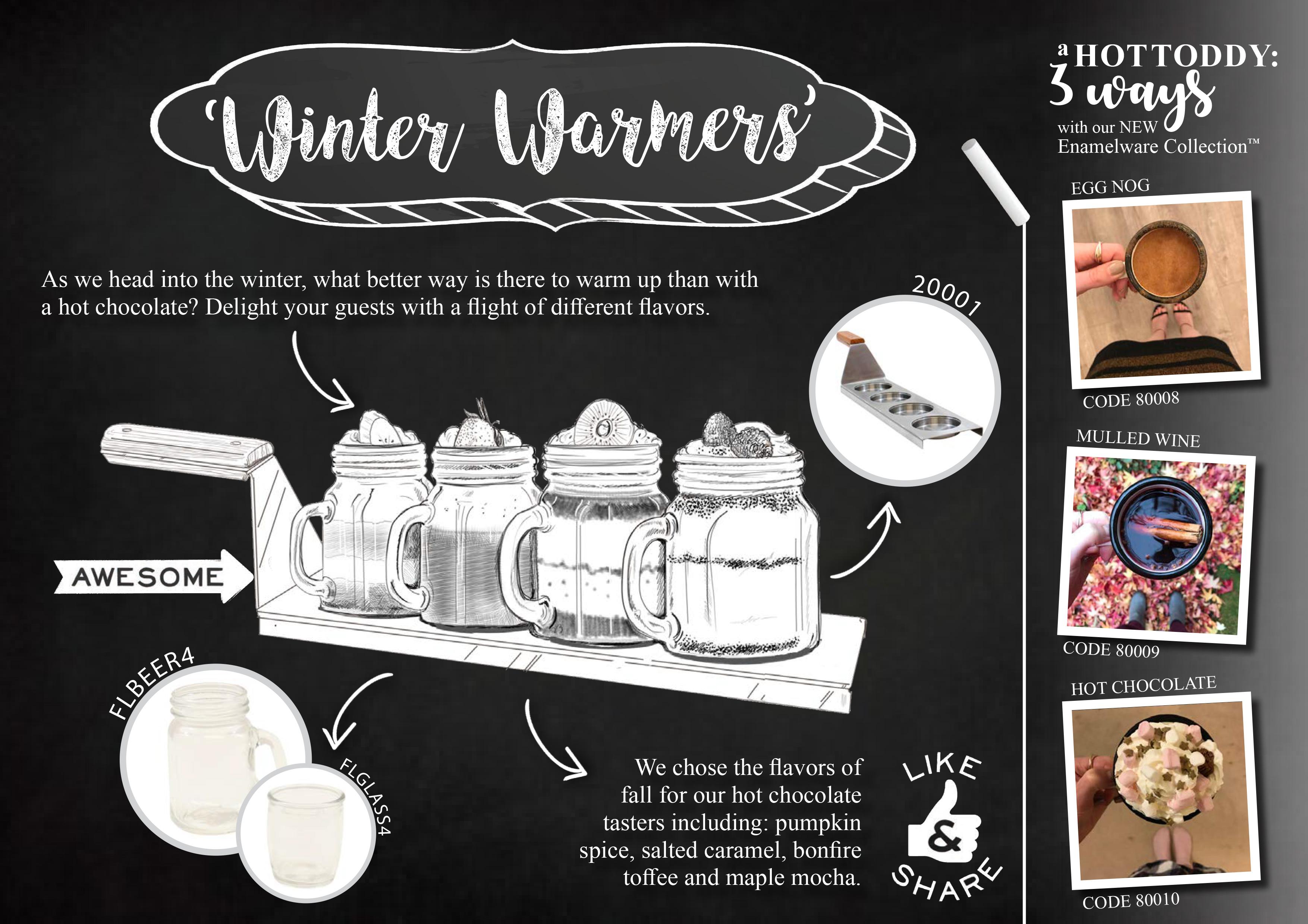 winter warmers one sheet