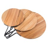 industrial collection platters