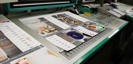 printing press color checks