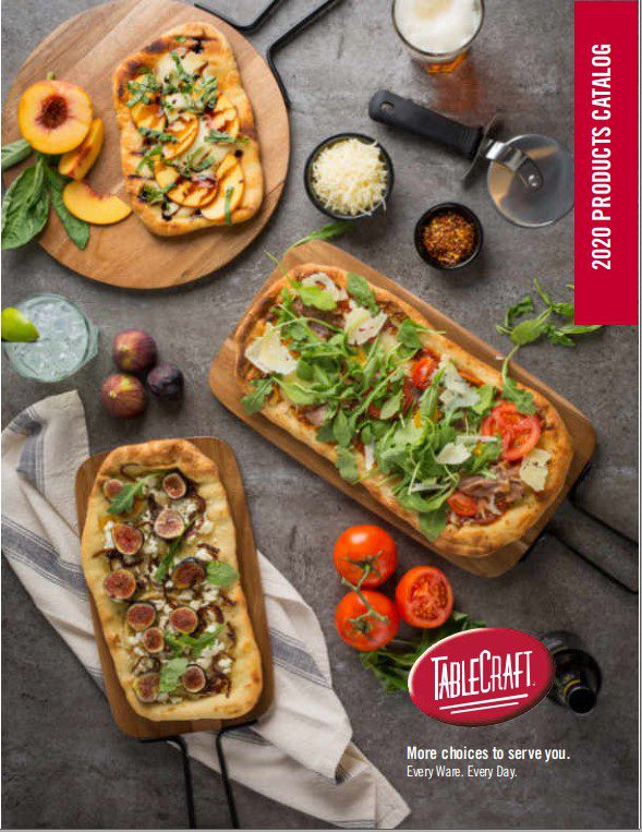TableCraft foodservice cover 2020