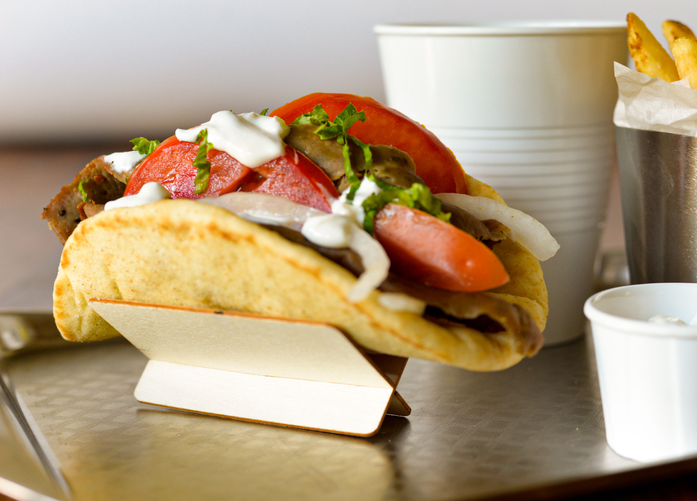 disposable taco taxis from tablecraft