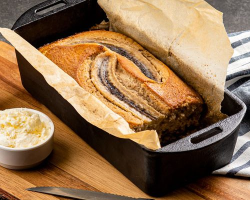 Cast Iron Loaf Pan from TableCraft