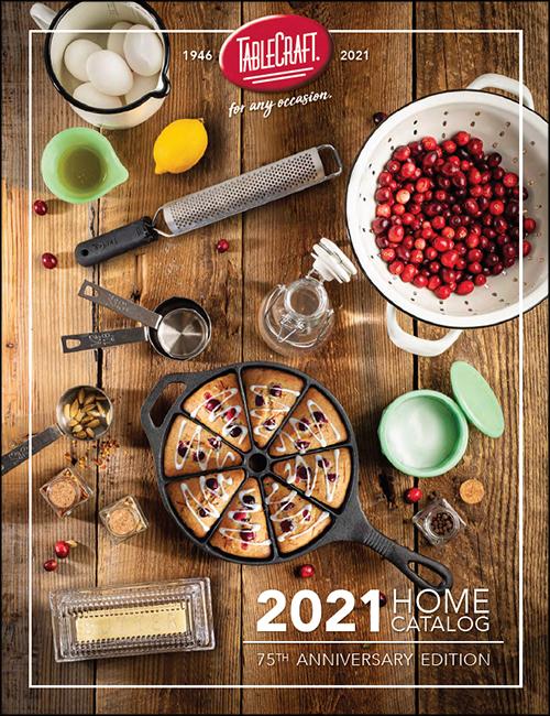 TableCraft Home 2021 Catalog