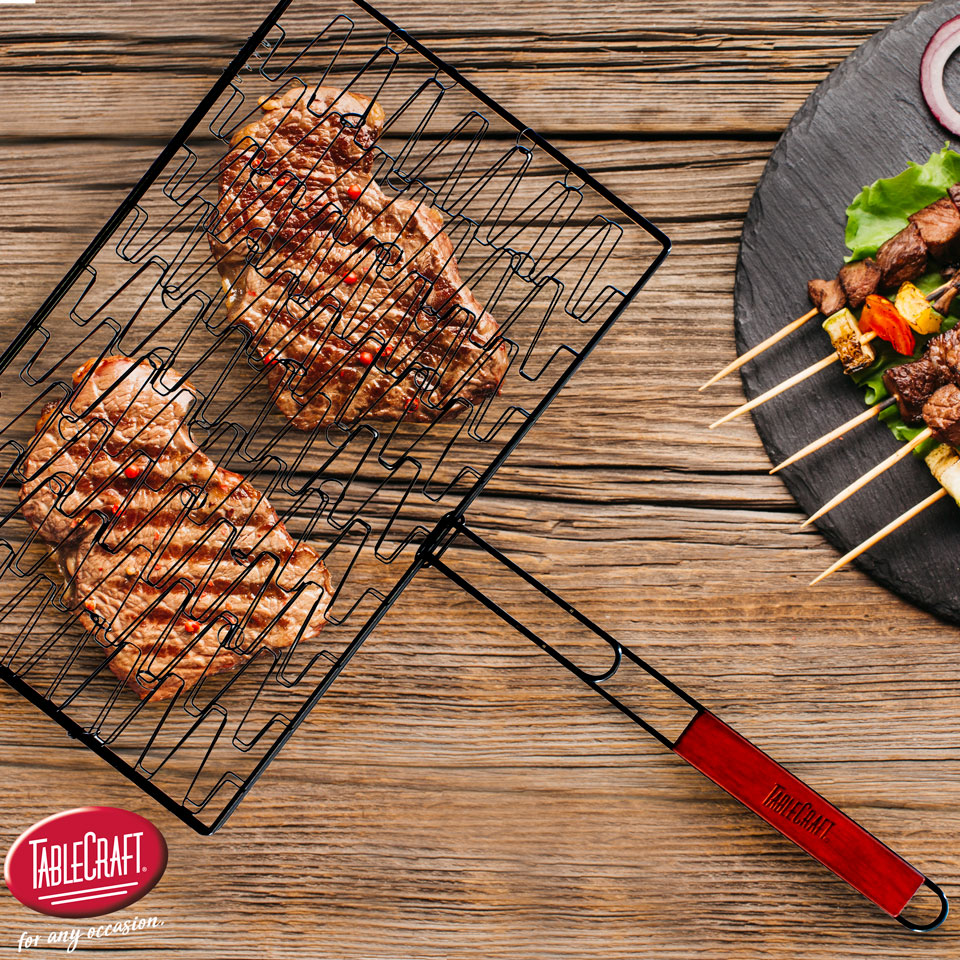 Flexible Grilling Tray BBQ2316H TableCraft Home