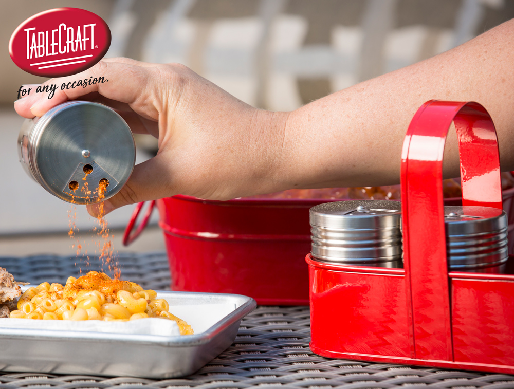Dry Rub Shaker Set BBQST75 TableCraft Home
