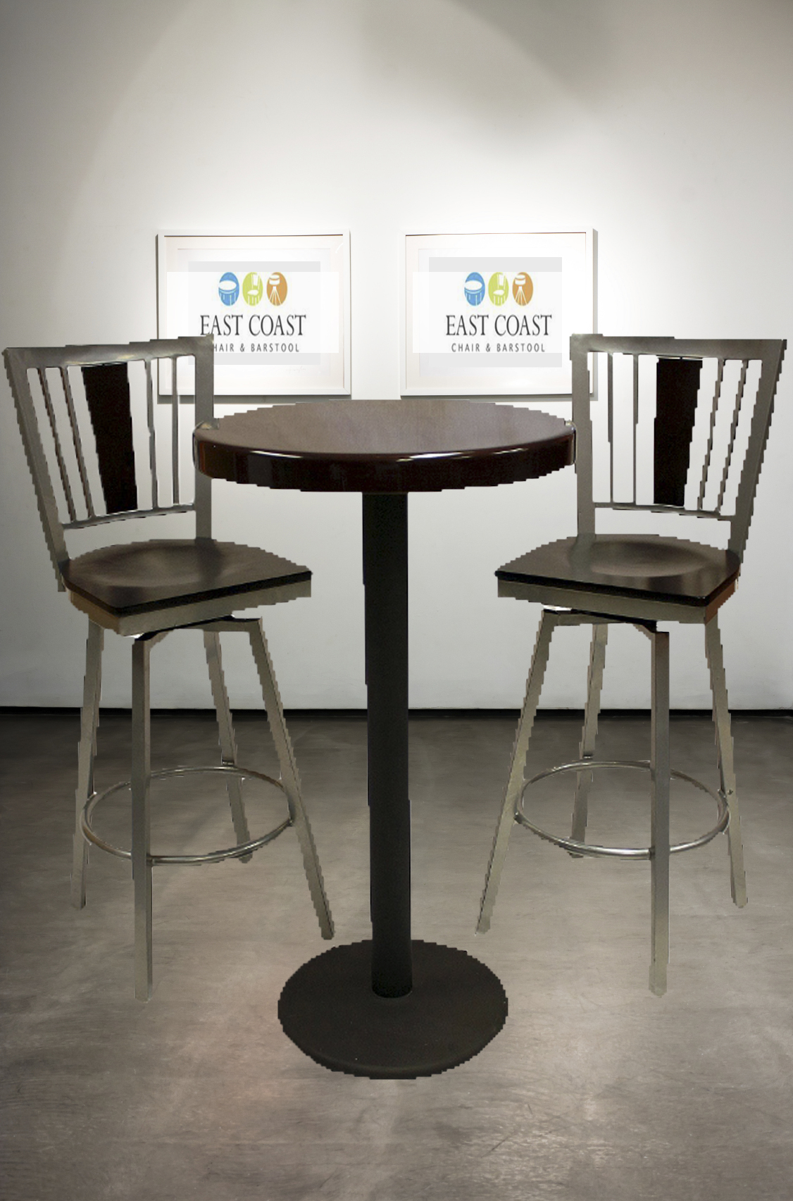 Bar Table With Chairs Should Your Bar Stools Swivel