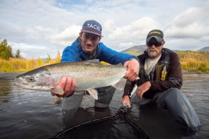 "25"" Bow on the Kenai"