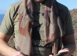 Sniper veil M90K Desert