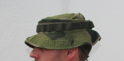 Field Boonie Hat M90 in cooling in hot environment