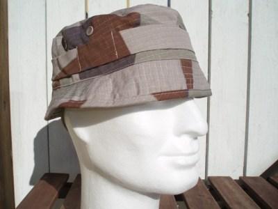 Pale second batch of M90K bush hats