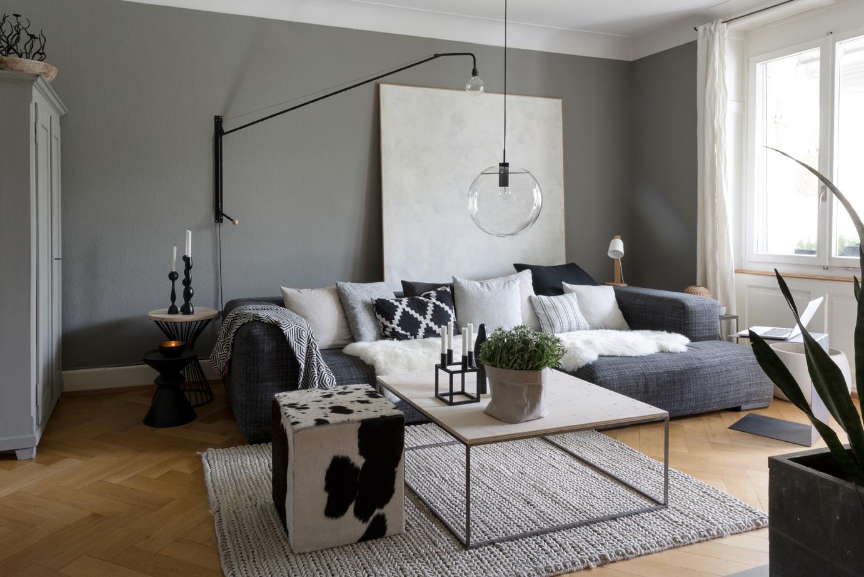 Eine Wohnung voller Ideen  Sweet Home