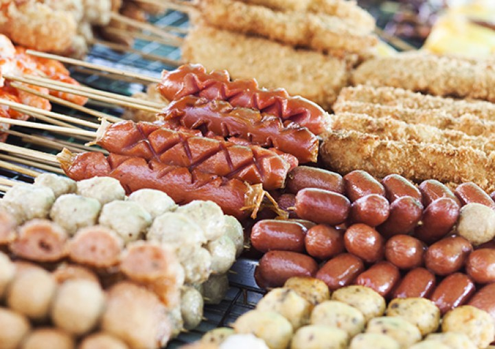 Image result for fried street food in thailand