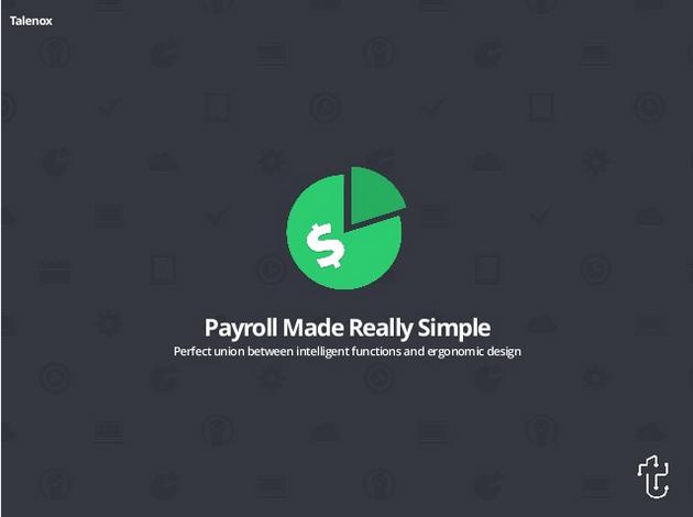 Slideshare Talenox Payroll