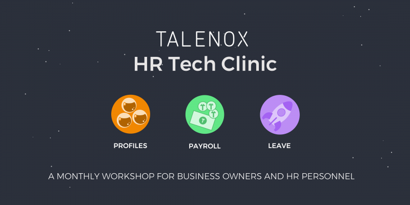 Talenox HR Tech Clinic Quarterly Recap