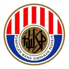 official logo of EPF, employer's provident fund, or Kumpulan Wang Simpanan Pekerja (KWSP)