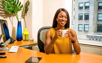 Five ways to promote workplace wellness