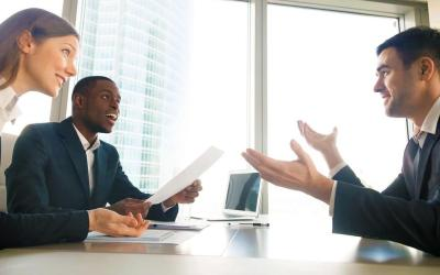 How to tactfully disagree in a job interview