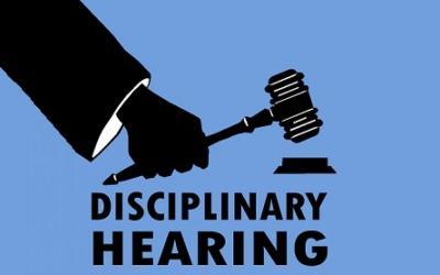 Disciplinary hearings must be honest