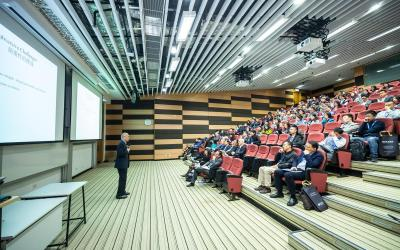 How to take the fear out of public speaking