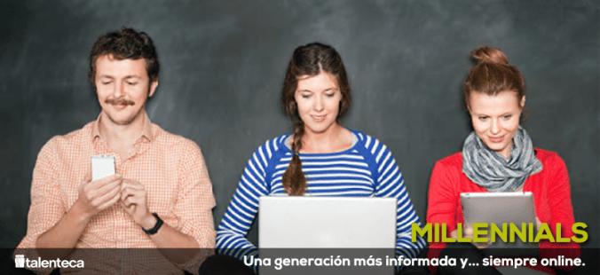 Atrae a la generacion de millennials con una cultura laboral que los enamore-talenteca-rh
