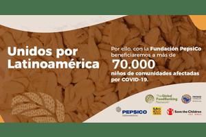 Pepsico atenderá las necesidades nutrimentales de miles de niños - Cómo ayudan las empresas durante crisis COVID19