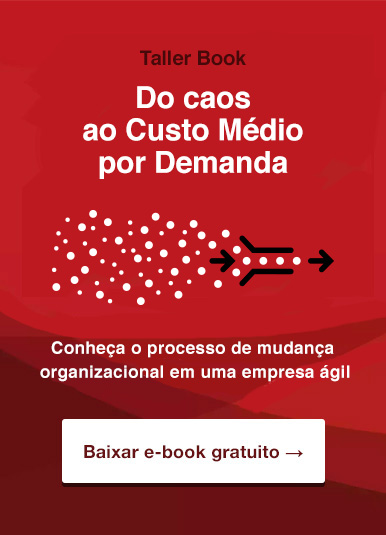 Taller Book – Do Caos ao Custo Médio por Demanda, por Celso Martins.