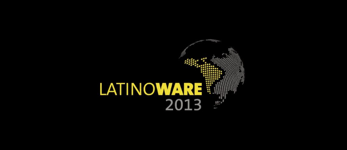 Taller no Latinoware 2013