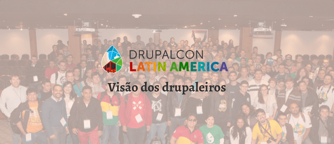 DrupalCon LATAM 2015
