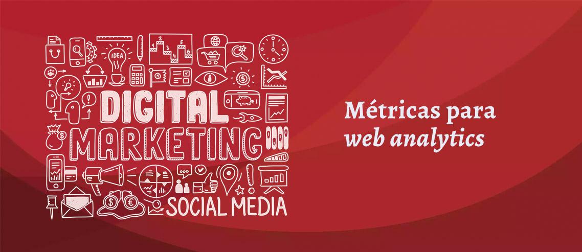 Métricas para Web Analytics