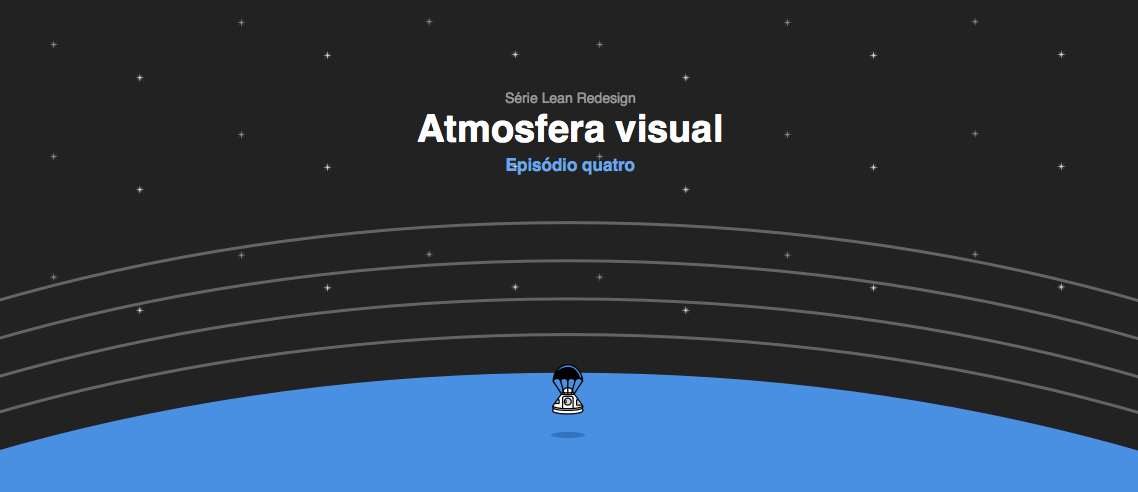 Lean Redesign UI Atmosfera Visual