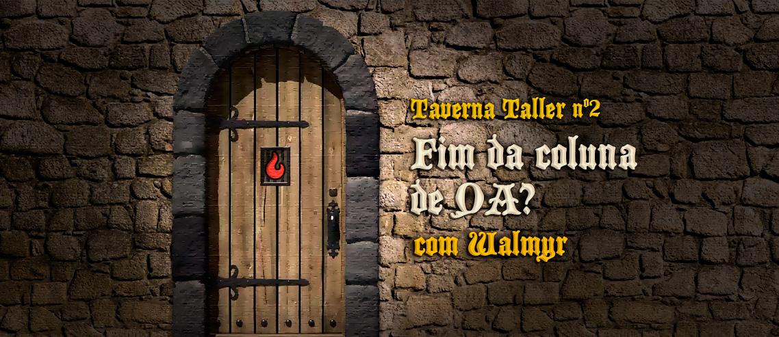 Fim da coluna de QA? com Walmyr Filho