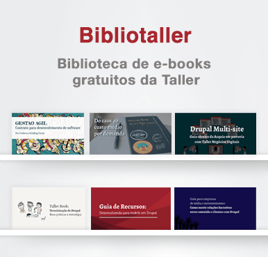 Bibliotaller: biblioteca e-books gratuitos da Taller