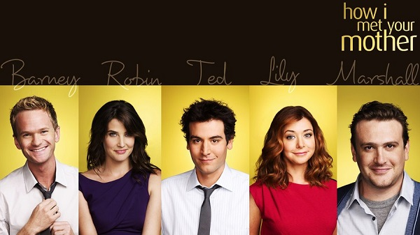How I Met Your Mother'ın Muhteşem 5'lisi